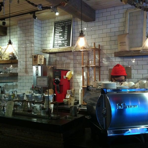 1/27/2013にCuauthemoc S.がNolita Mart & Espresso Barで撮った写真