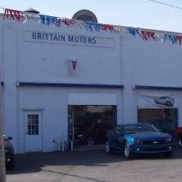 brittain motors 57 e martin st foursquare