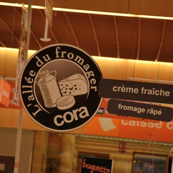 Carte Cora Essence.Cora Supermarket