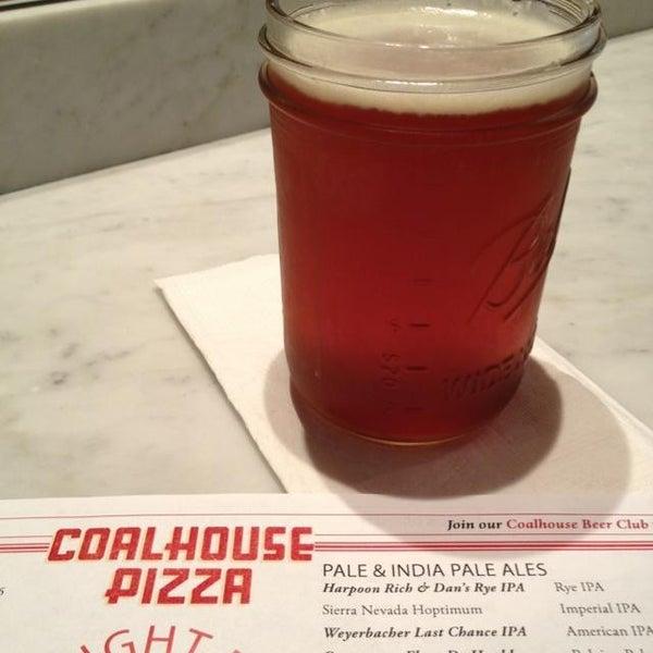 Photo taken at Coalhouse Pizza by Jen K. on 7/10/2013