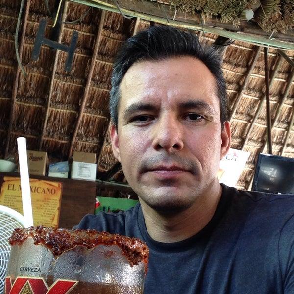 Foto tirada no(a) Popol Vuh Restaurante por Pedro R. em 9/4/2016