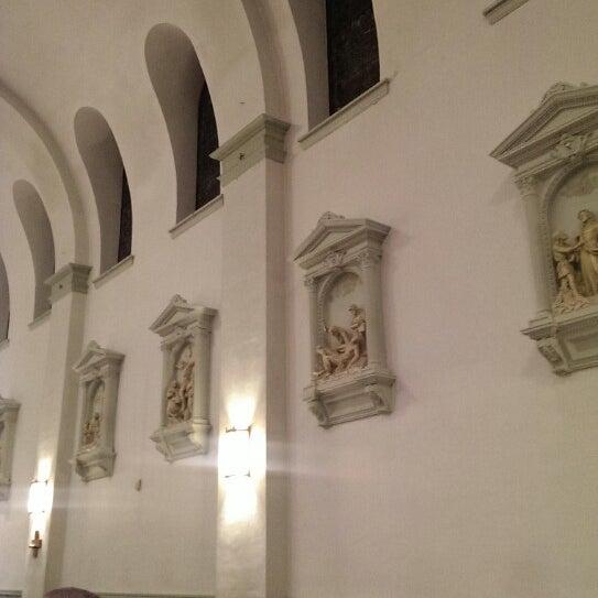 Das Foto wurde bei St. Agnes Parish von Lidia D. am 3/5/2014 aufgenommen