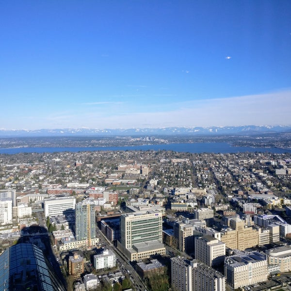 Photos at Columbia Center Observation Deck - Seattle Central