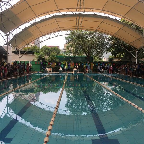 Kolam Renang Al Azhar Kelapa Gading Pool In Jakarta Utara
