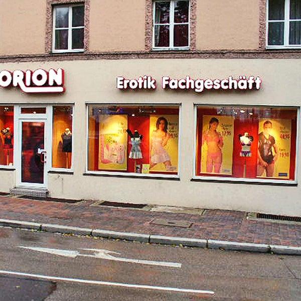 Erotik shop landshut