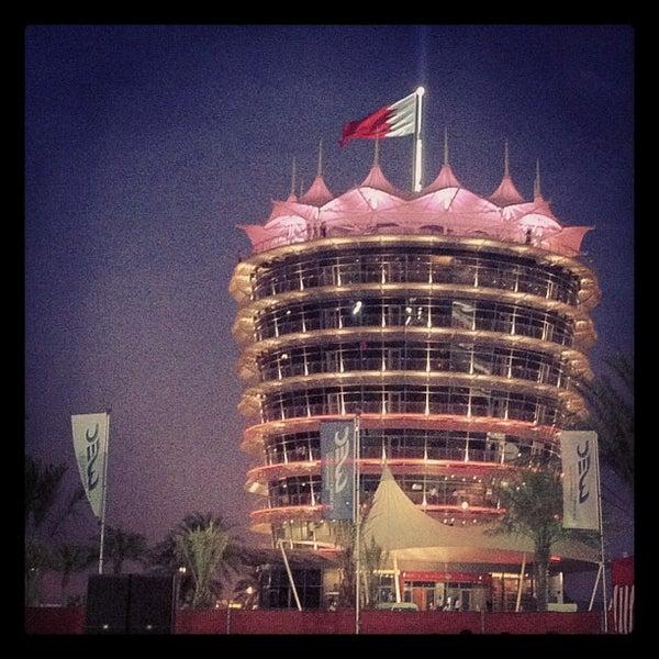 Foto scattata a Bahrain International Circuit da Ali F. il 9/29/2012