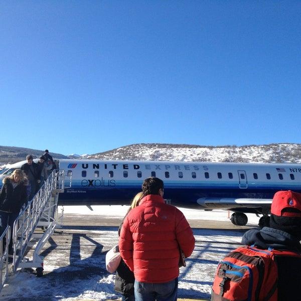 Photo prise au Aspen/Pitkin County Airport (ASE) par Paul F. le1/3/2013