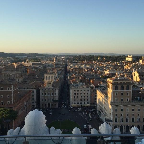 Photos At Terrazza Delle Quadrighe Scenic Lookout In Roma
