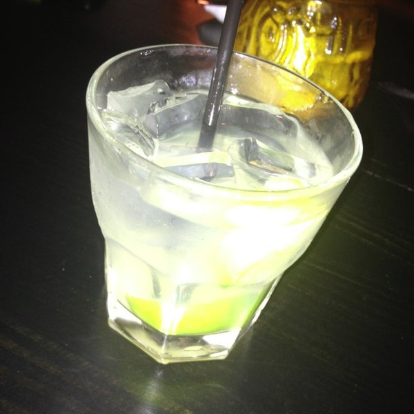 The Caipirinha is Delishuz! MUST TRY!!