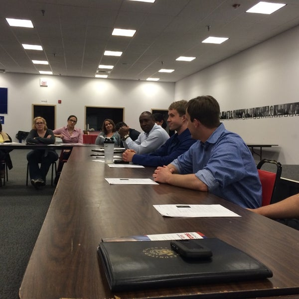 Photos at Camden County Democratic Committee HQ - Conference