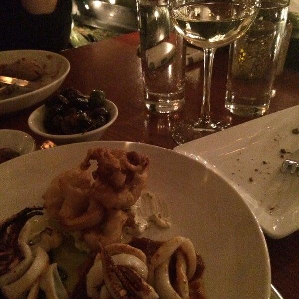 12/28/2013にPaulina S.がThe Tangled Vine Wine Bar & Kitchenで撮った写真