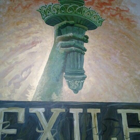 Das Foto wurde bei Exile Brewing Co. von Dan R. am 11/2/2012 aufgenommen
