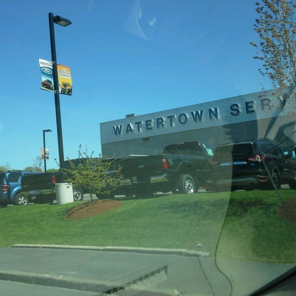 Watertown Ford Service Dept
