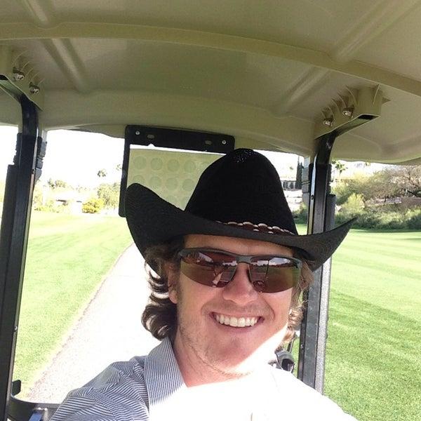 Das Foto wurde bei Desert Canyon Golf Club von Blake T. am 3/21/2014 aufgenommen