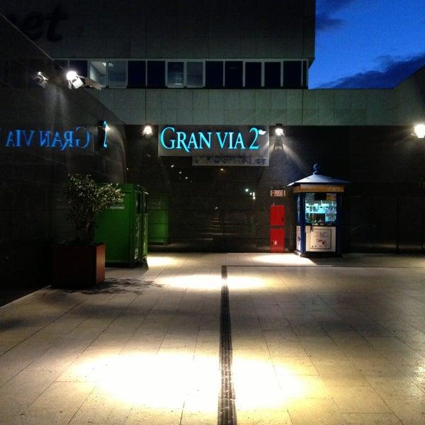 Foto tomada en Centro Comercial Gran Vía 2 por Cristian B. el 2/9/2013