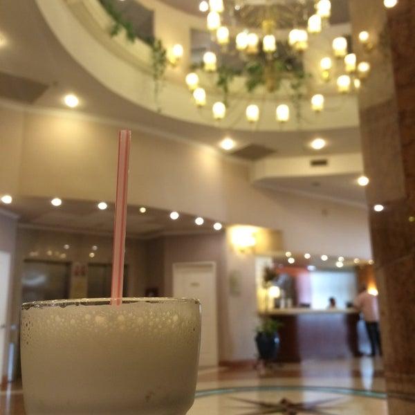 Das Foto wurde bei InterTower Hotel von Gustavo B. am 10/24/2014 aufgenommen
