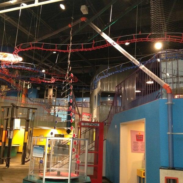Photo prise au Children's Museum of Houston par Dat L. le2/25/2013