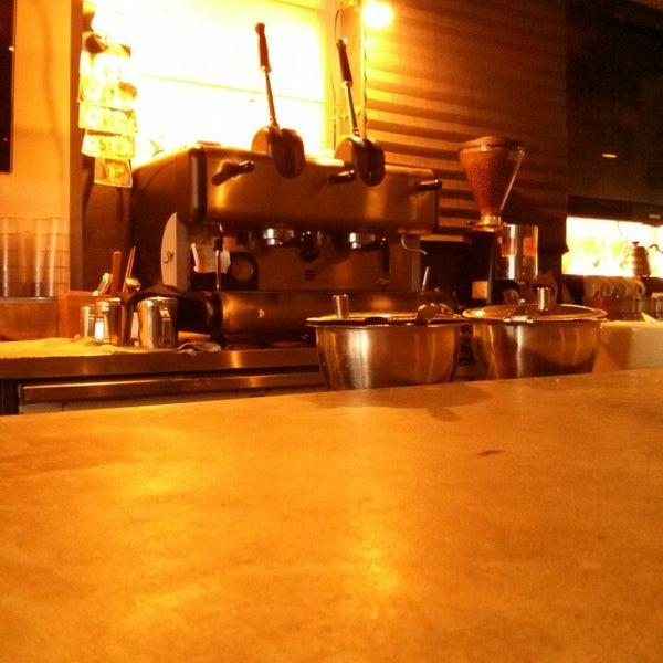 Das Foto wurde bei Coffee Foundry von Andreux F. am 5/29/2013 aufgenommen