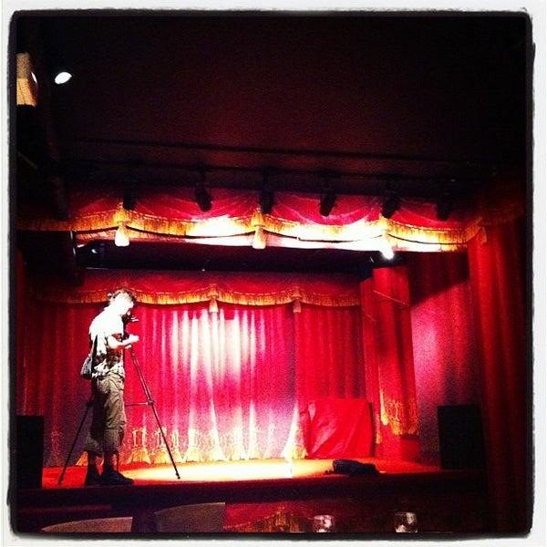 Снимок сделан в Teatro Franco Parenti пользователем La Gommeuse 5/8/2013