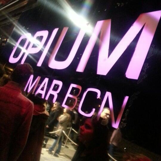 11/3/2012에 Tamara M.님이 Opium에서 찍은 사진