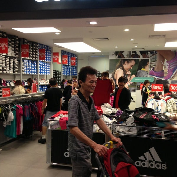 0518066dcaf65 Photo taken at adidas Factory Outlet by Zulkarnain .. on 5 24 2013