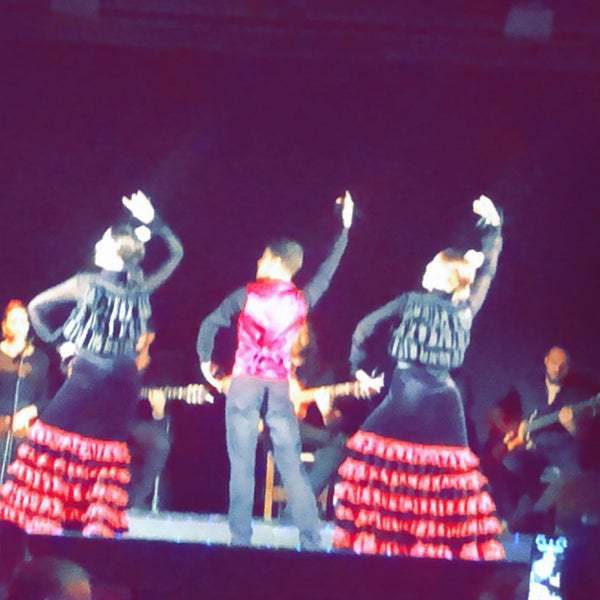 9/16/2019にsa7ar ..がPalacio del Flamencoで撮った写真