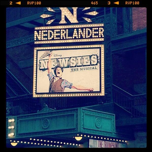 12/31/2012にDarius W.がNederlander Theatreで撮った写真