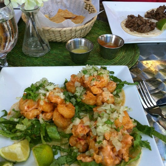 Foto tirada no(a) The MexZican Gourmet por Jose O. em 9/29/2012