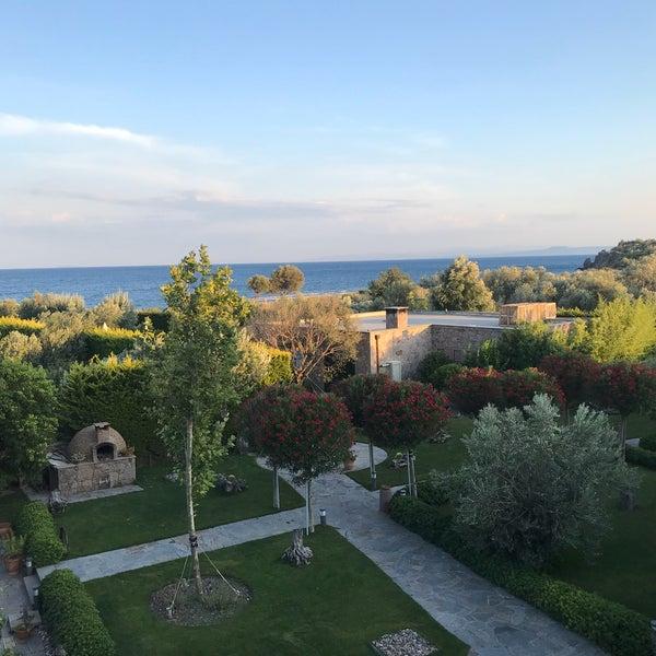 Снимок сделан в Assos Ida Costa Hotel пользователем Serkan E. 3/21/2020