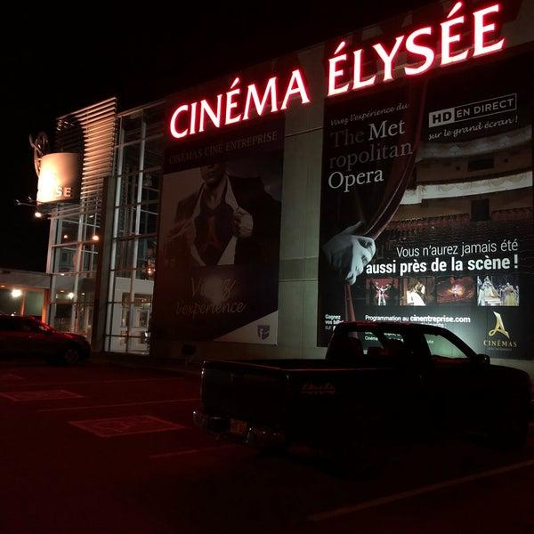 Cinéma Élysée - Movie Theater