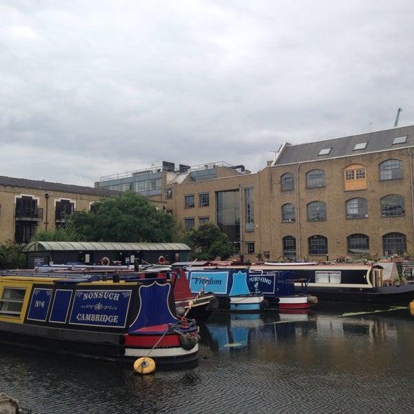 รูปภาพถ่ายที่ London Canal Museum โดย Keith C. เมื่อ 8/13/2013