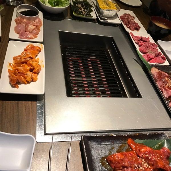 Photo prise au Kintan Japanese BBQ par K C. le12/31/2016