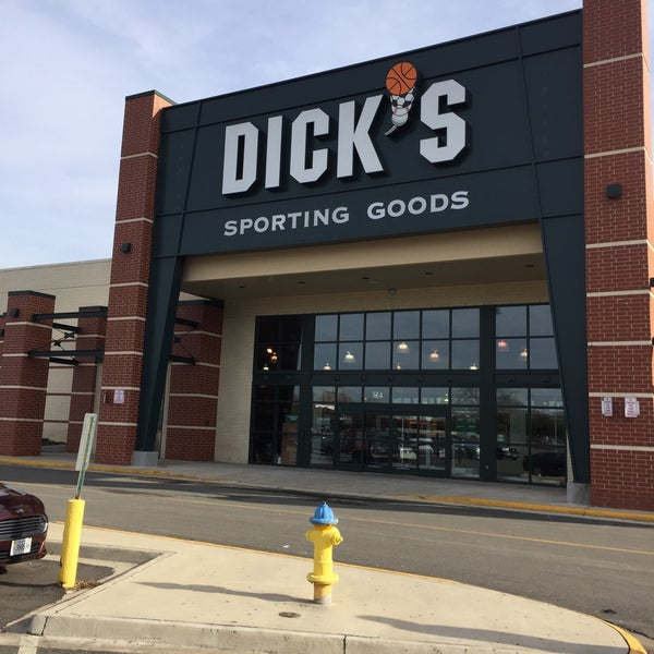 Dicks sporting goods aurora