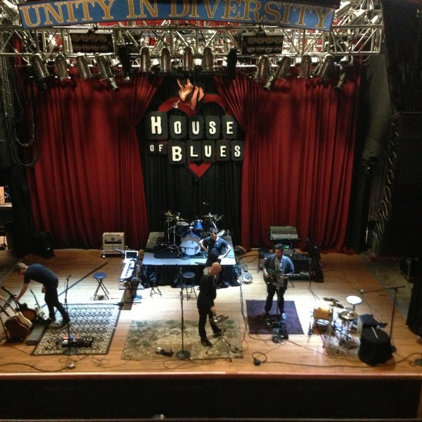 Foto tirada no(a) House of Blues San Diego por Brett Y. em 4/19/2013