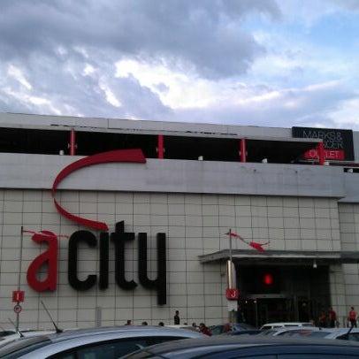 Das Foto wurde bei ACity Premium Outlet von Tolga A. am 9/21/2012 aufgenommen
