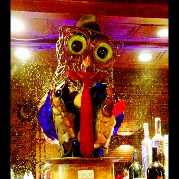 Снимок сделан в The Owl Bar пользователем Kira T. 5/10/2013