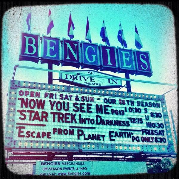 Снимок сделан в Bengies Drive-in Theatre пользователем Kira T. 6/2/2013