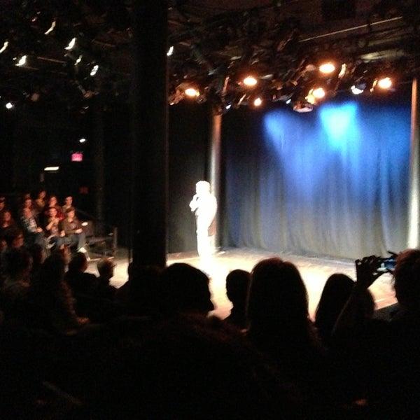 Снимок сделан в The Lynn Redgrave Theater at Culture Project пользователем Laurent R. 2/25/2013