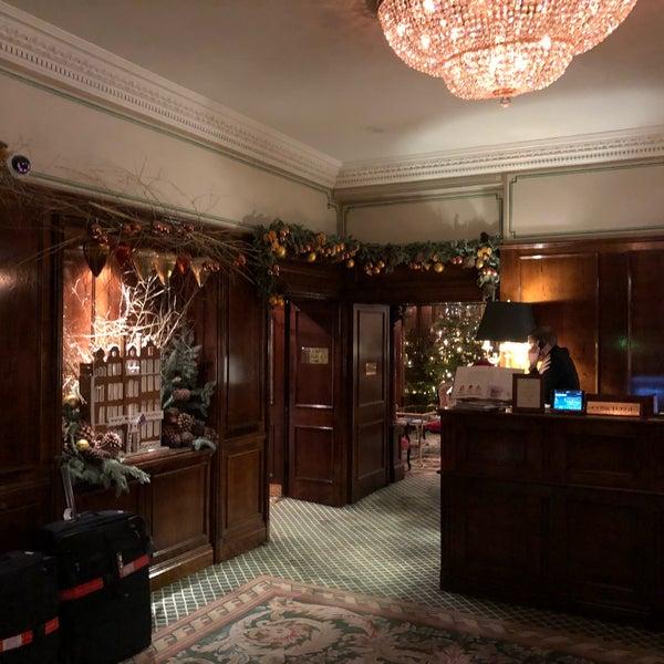 12/27/2017にChris M.がThe Milestone Hotelで撮った写真