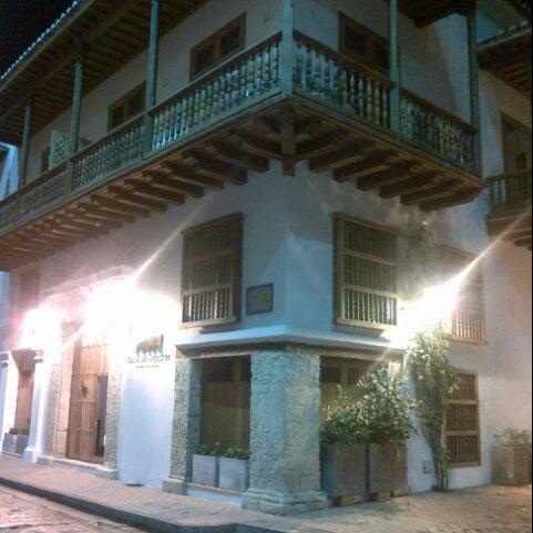 Das Foto wurde bei Casa San Agustin von Absalon C. am 4/6/2013 aufgenommen