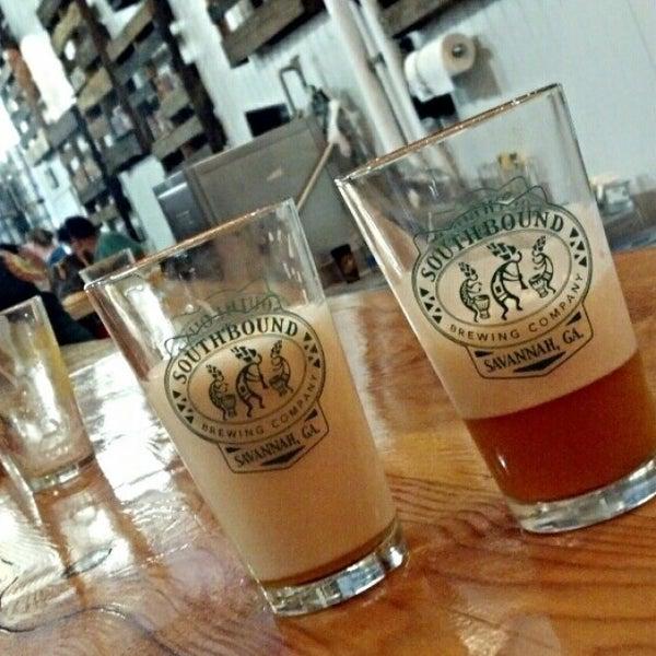 Das Foto wurde bei Southbound Brewing Company von Raven for B. am 5/9/2014 aufgenommen