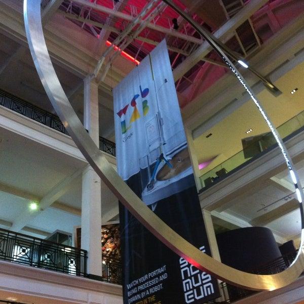 12/29/2012 tarihinde Romina H.ziyaretçi tarafından Science Museum'de çekilen fotoğraf