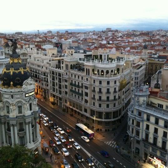 Photos At Azotea Círculo De Bellas Artes Roof Deck In Cortes