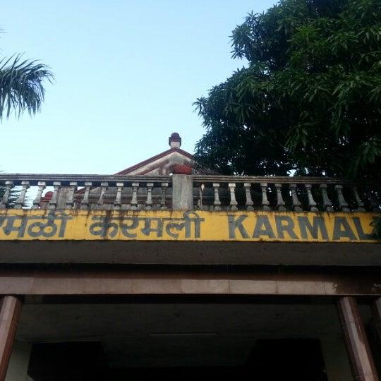 Photos at Karmali Railway Station
