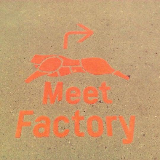 Foto scattata a MeetFactory da Keith M. il 10/15/2012