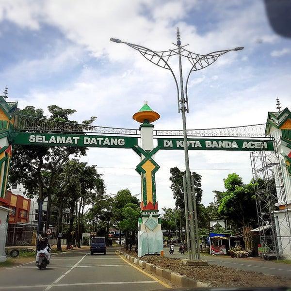 Photos At Banda Aceh City