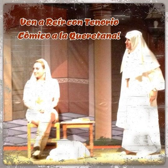 รูปภาพถ่ายที่ La Casona Del Arbol Teatro-Bar & Cocina Show Center โดย Xavier S. เมื่อ 9/30/2012