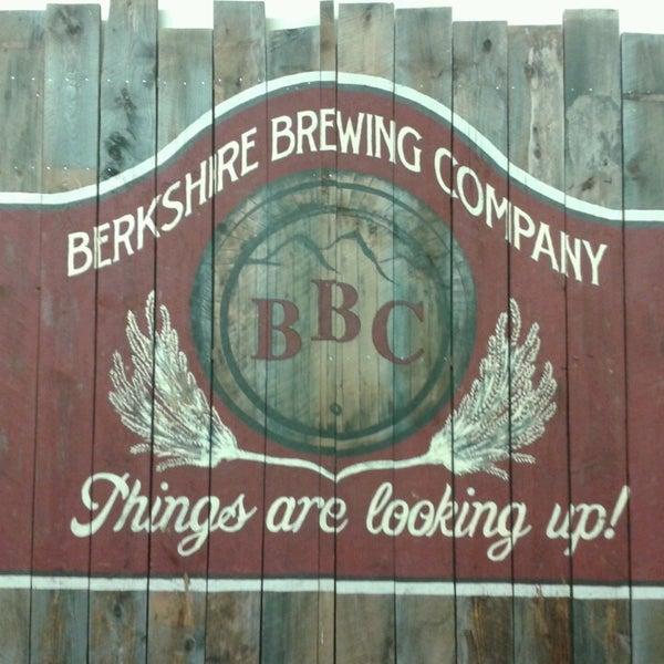 Photo prise au Berkshire Brewing Company par Katrina D. le8/3/2013