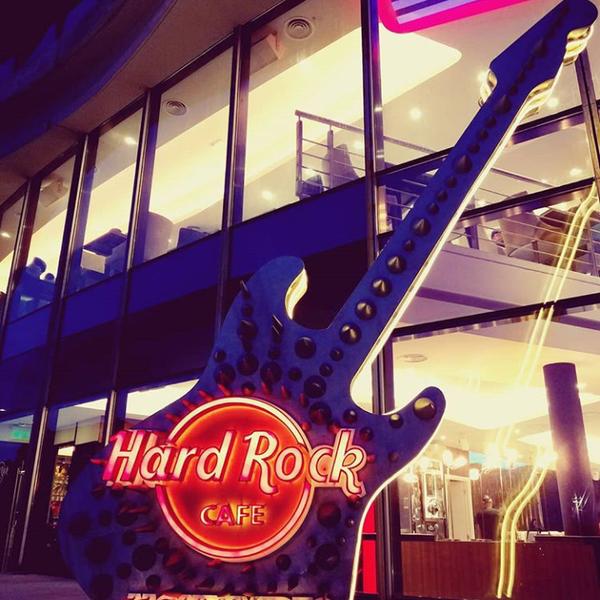 Hard rock montevideo