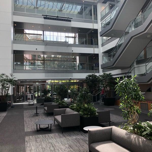 Microsoft Seattle Office